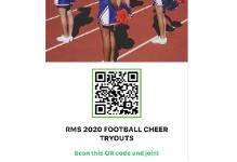 Cheer QR Code