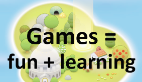 Gamges=Fun and Learning