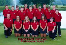 The 2019 Falcon Golf Team Scramble