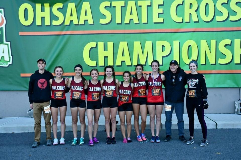 2019 Girls State Cross Country