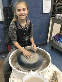 Pottery Wheel Excitement