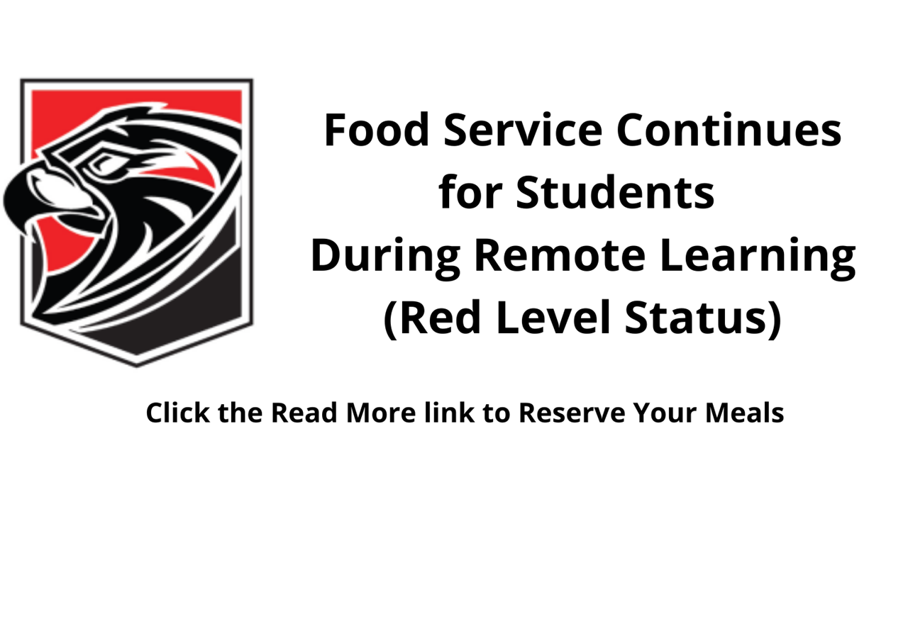 Food Distribution Services for Students In Remote Learning