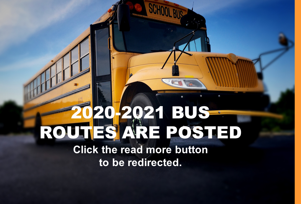 Bus Routes Are Posted