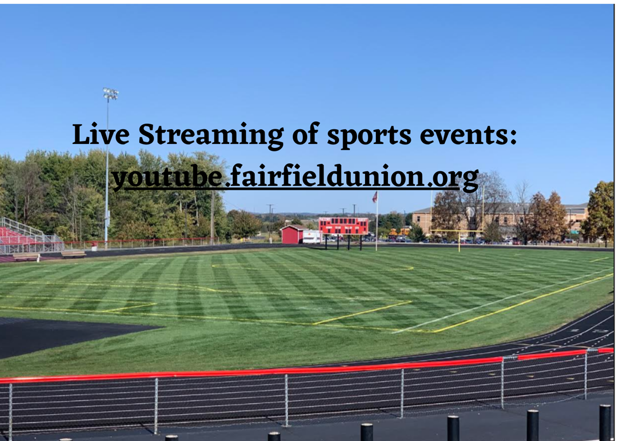 Live Streaming of Sports Events