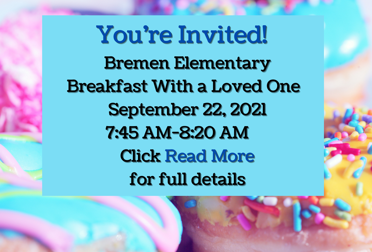 Bremen Breakfast with a Loved One